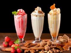 Milk-shakes que você precisa fazer em casa!