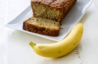 Pão de Banana muito Fácil